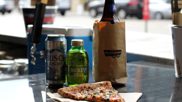 Pizza & Beer Wide