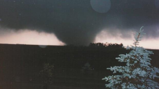 Chandler-Lake Wilson tornado 1992