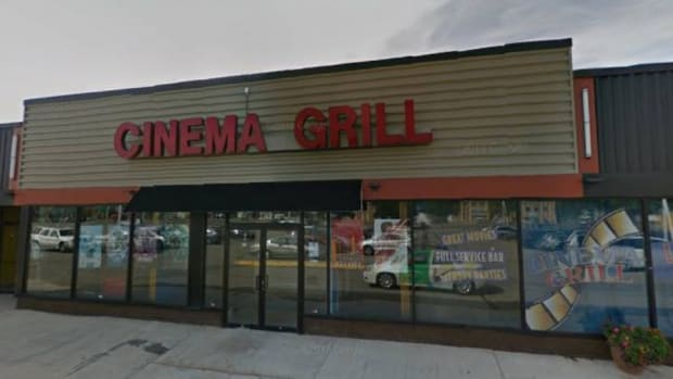 Cinema Grill, New Hope