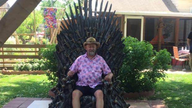 Iron Throne Ken Janes