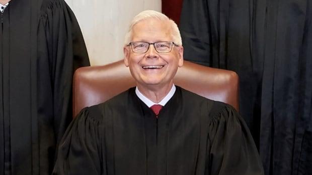 Justice David Lillehaug