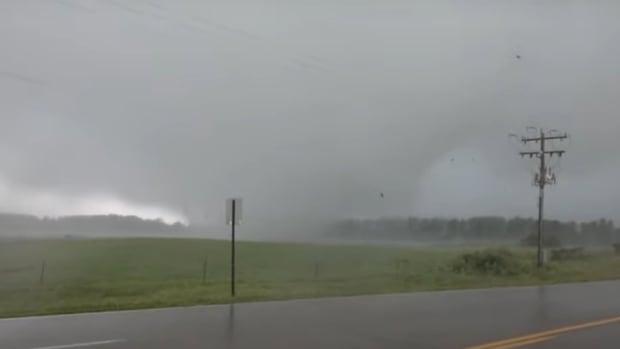 tornado Scandia