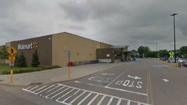 Fridley Walmart