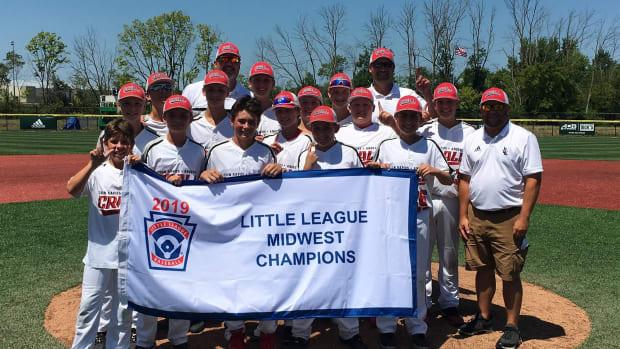 Coon Rapids-Andover Little League