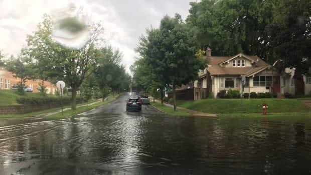 flooding SW Minneapolis