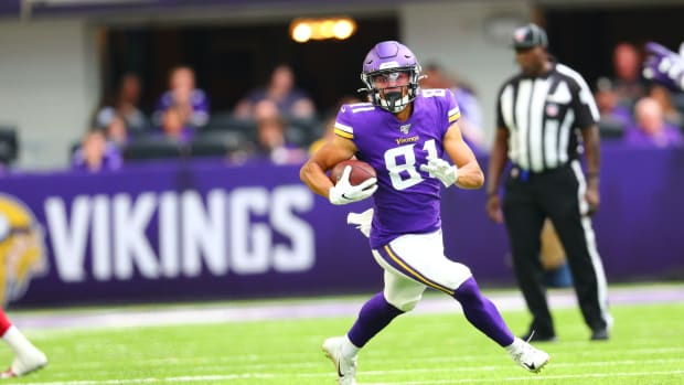 release date 18679 c6689 Here's who the Vikings signed to their practice squad ...