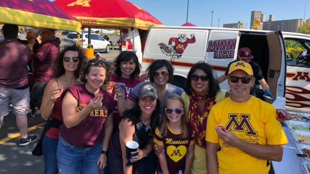 gopher tailgating