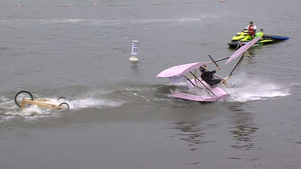 Red Bull Flugtag St. Paul highlights