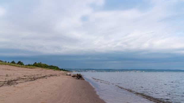 Park point lake superior