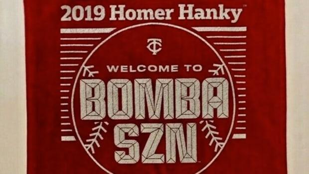 2019 Homer Hanky