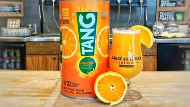 Bru-Tang beer