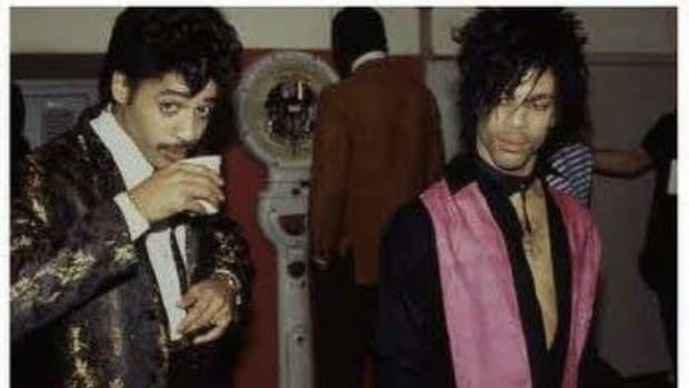 Morris Day and Prince.