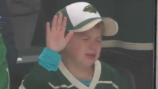 crying Wild fan