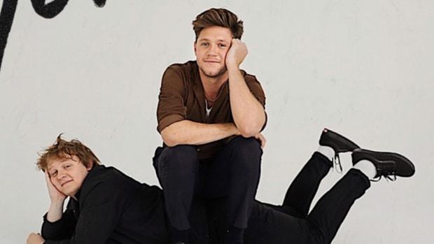 Niall Horan Lewis Capaldi