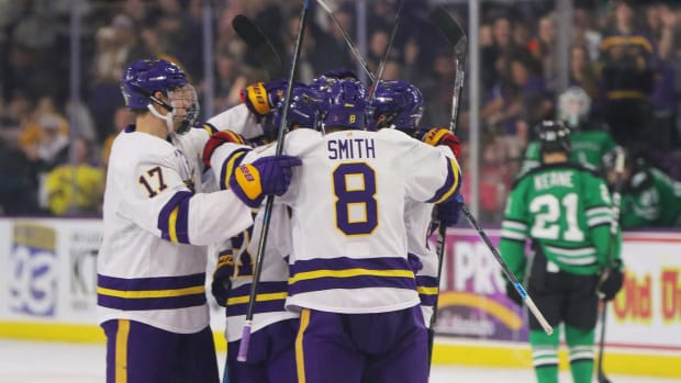 MSU-Mankato hockey, Minnesota State, Mavericks