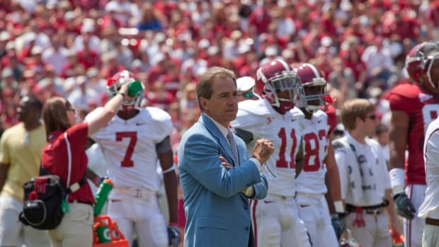 Nick Saban, Alabama