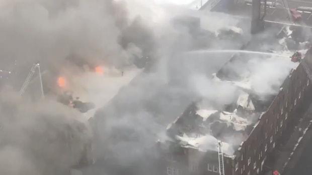 Drake Hotel fire