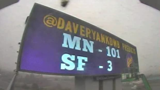 KDWB billboard San Francisco
