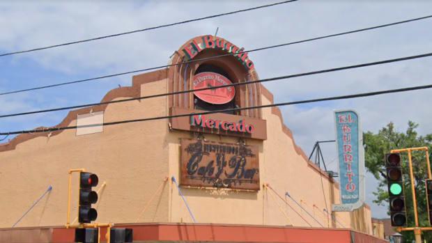 El Burrito Mercado in St. Paul