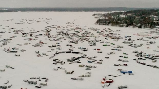 Eelpout Festival 2020.The Eelpout Festival Could Be Moving Lakes Bring Me The News