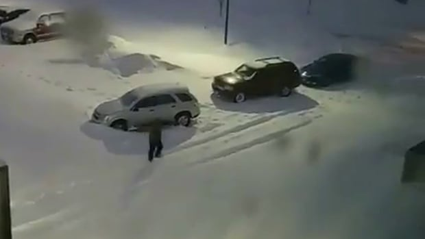 Stuck vehicles in Rochester go viral