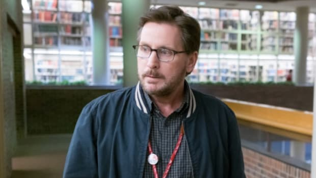 Emilio Estevez in The Public