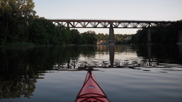 Kayak river