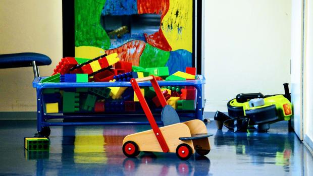 daycare, toys