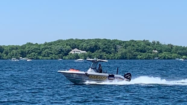 hennepin county sheriff water patrol lake minnetonka