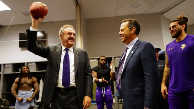 Zygi Wilf, Mark Wilf, Vikings owners
