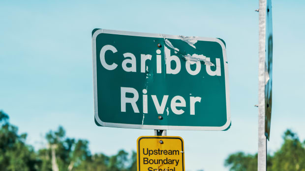 Caribou river