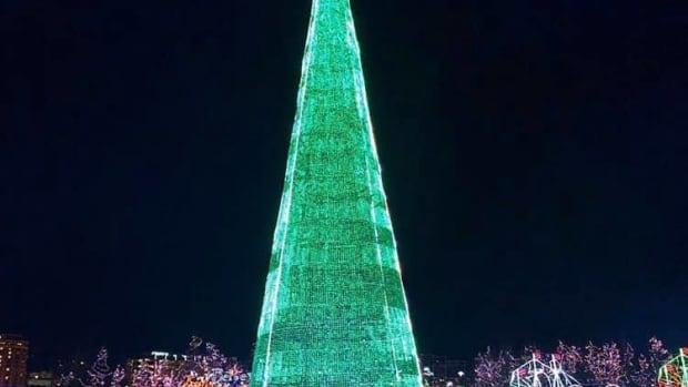 Bentleyville tree