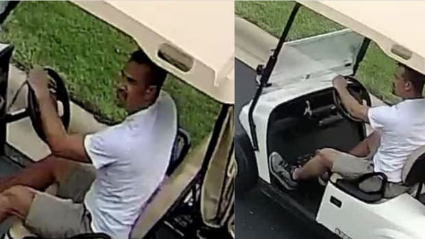 golf cart thefts - edit