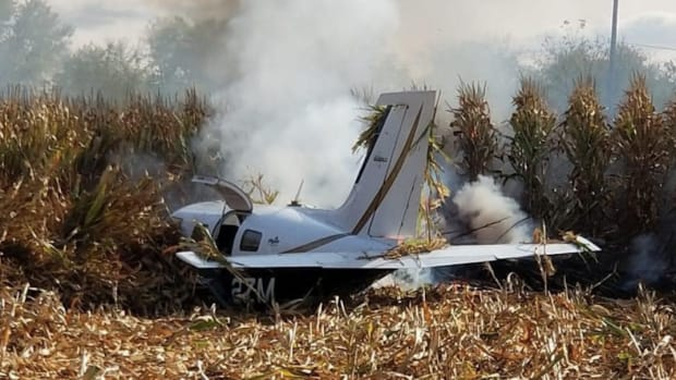 Lake Elmo plane crash.
