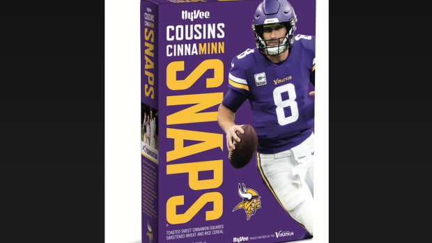 hyvee cousins cereal