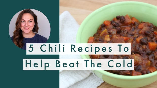 5 chili recipes