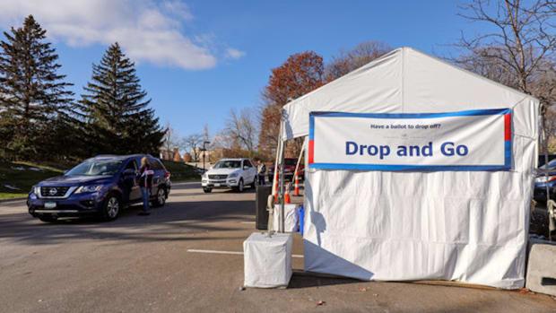 drop and go ballot plymouth