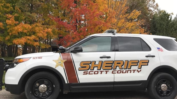 scott county sheriff's office squad