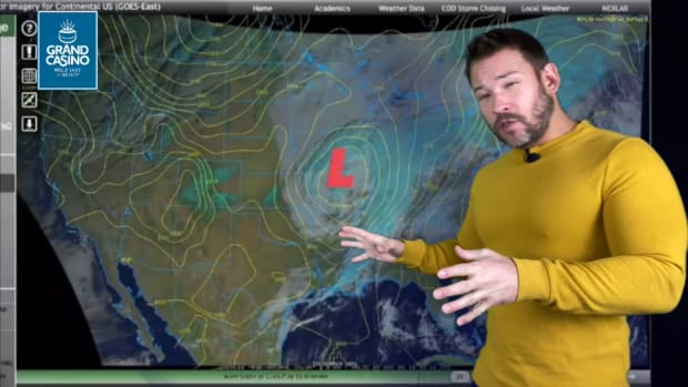 Nov. 25 Weather with Sven: A sunny Thanksgiving, but a chill on hor