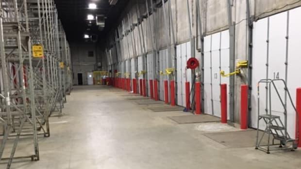Body storage warehouse