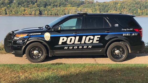 hudson police