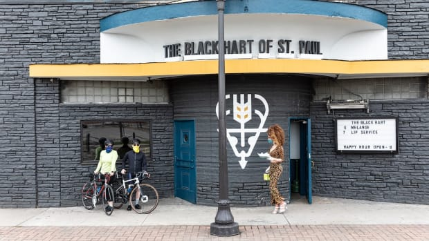 the black hart of st. paul
