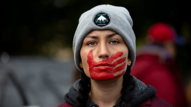 greather than fear rally - indigenous women
