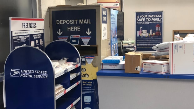 USPS, post office