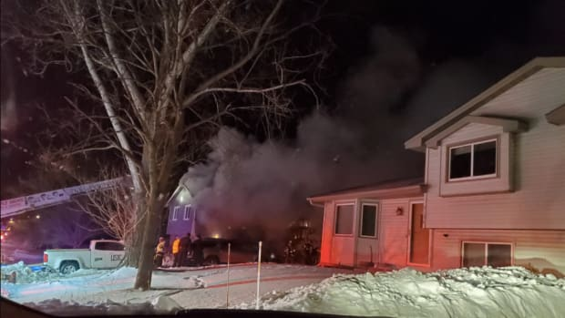 Maple Grove house fire