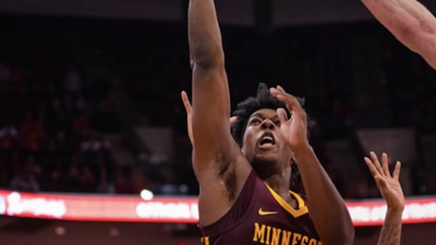 Marcus Carr/Gopher Basketball