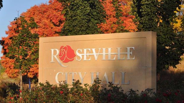 Roseville City Hall