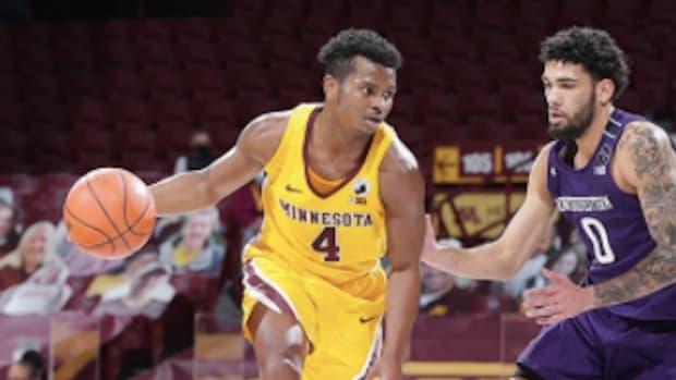 Jamal Mashburn Jr. / Gopher basketball