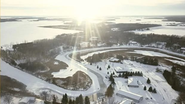 warroad ice road