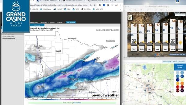 Mar. 1 Novak Weather: Say hello to unseasonable warmth